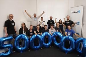 LinkedIn freut sich ueber 5 Millionen Mitglieder im deutschsprac
